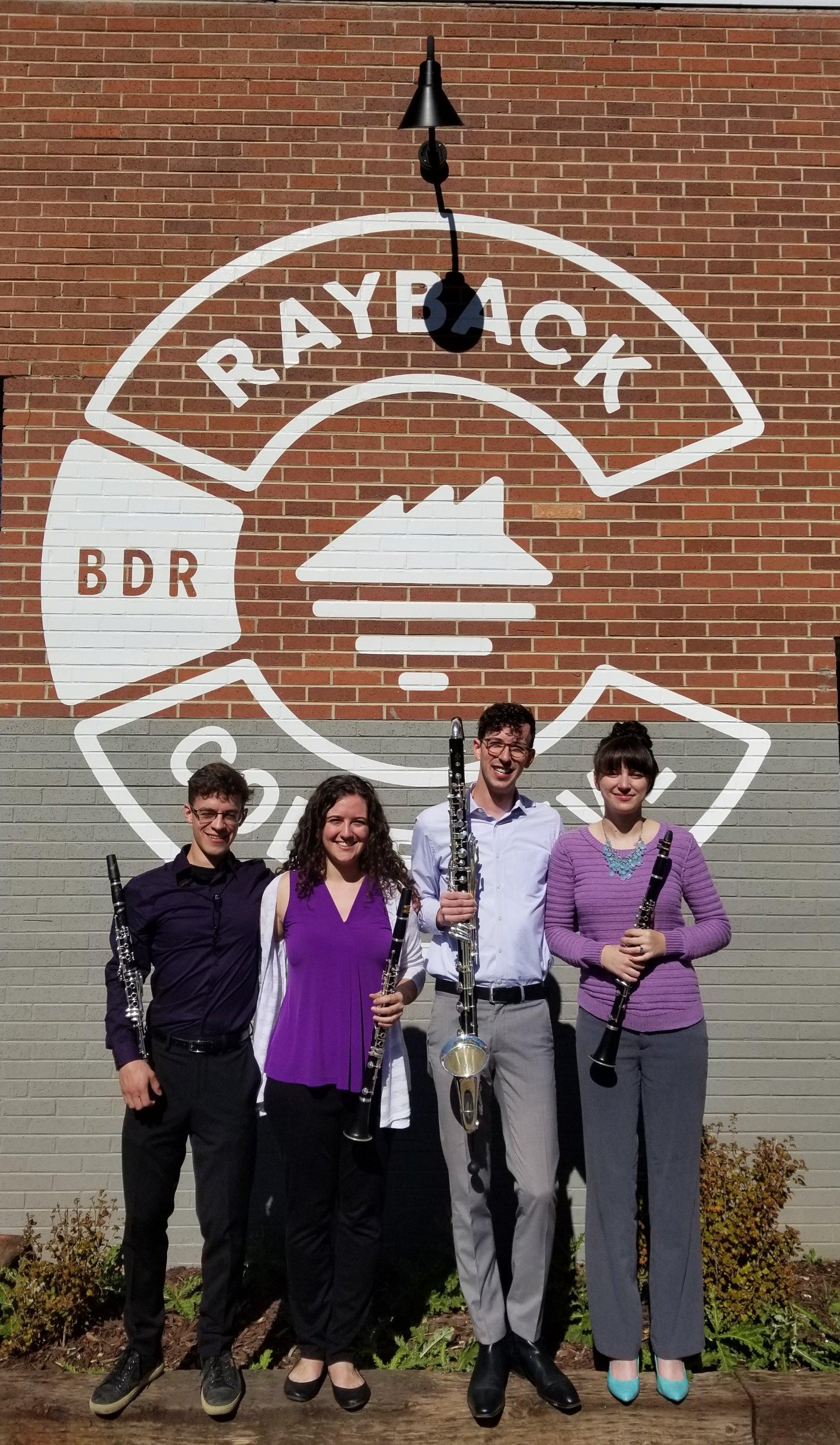 ClariNerd Quartet