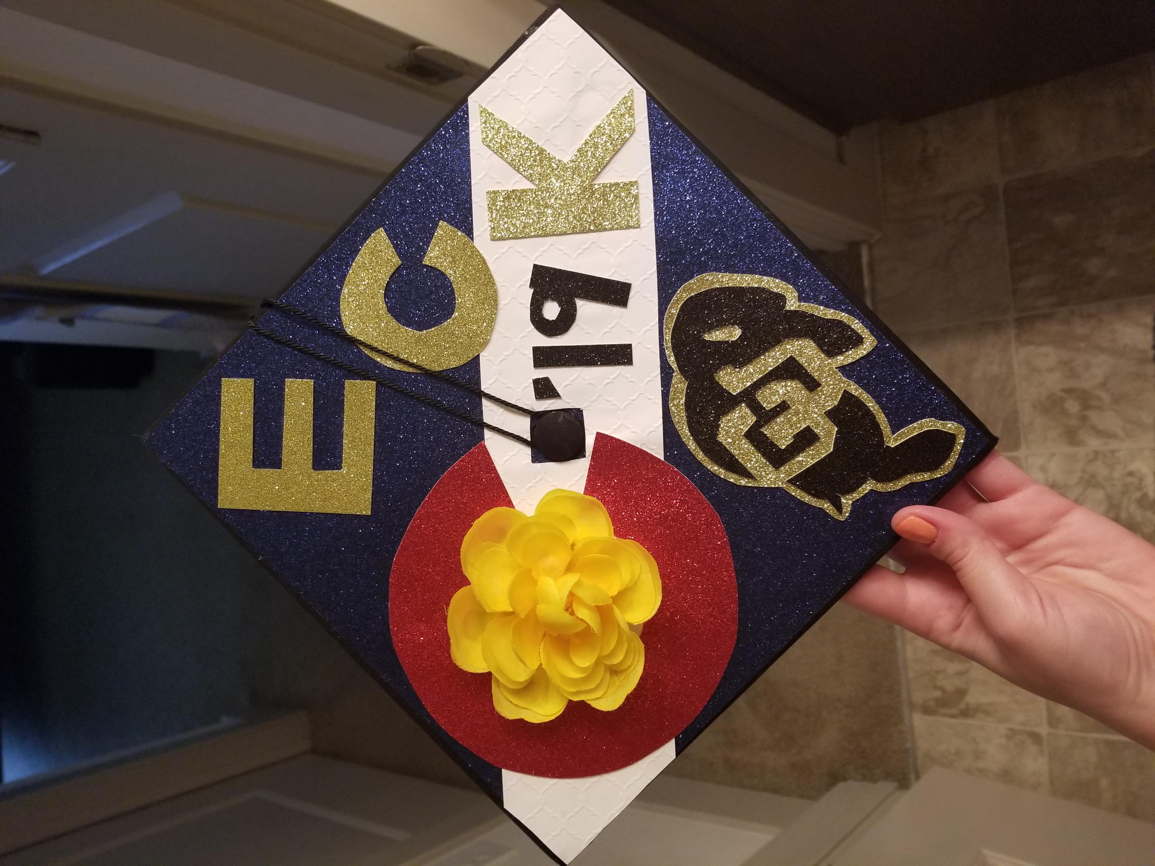 M.M. Graduation