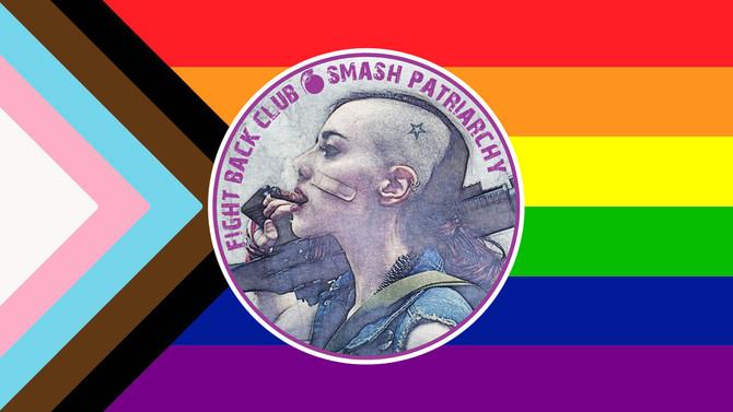 Γιατί διδάσκω πολεμικές τέχνες την ΛΟΑΤΚΙΑ+ κοινότητα (αν και είμαι str8)