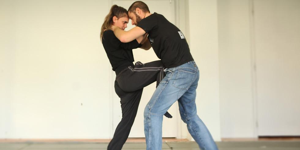 Επαναληπτικό Εργαστήριο Αυτοάμυνας Ενάντια στην Έμφυλη/Σεξιστική Βία