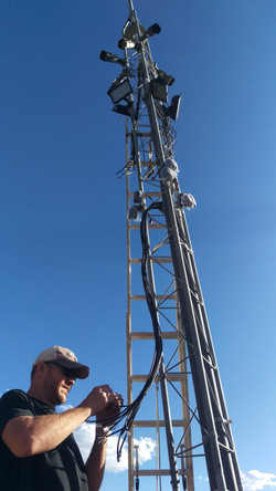 High Country Farms Camera Tower