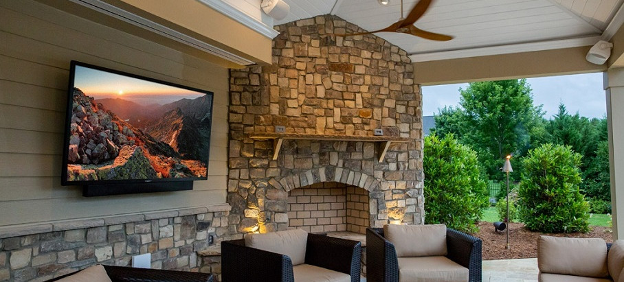 Yes! You Can Have a Home Theater in Your Backyard!