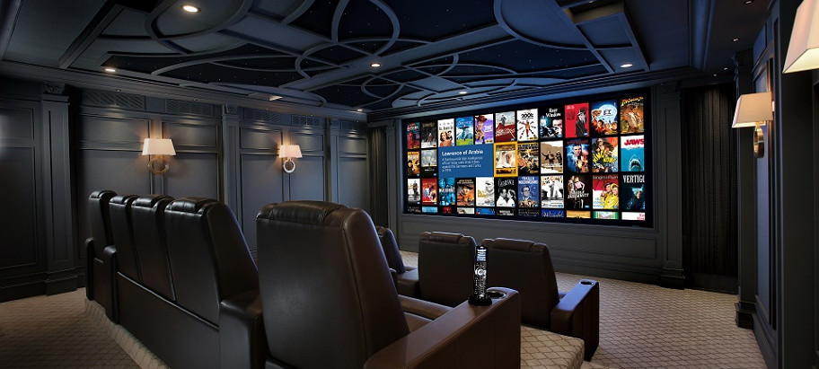 How to Enjoy High-Quality Media in Your Home Theater