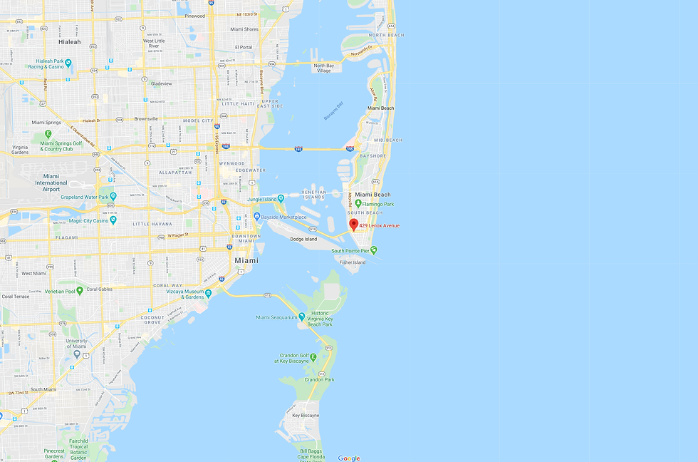 South Florida Office Map.png