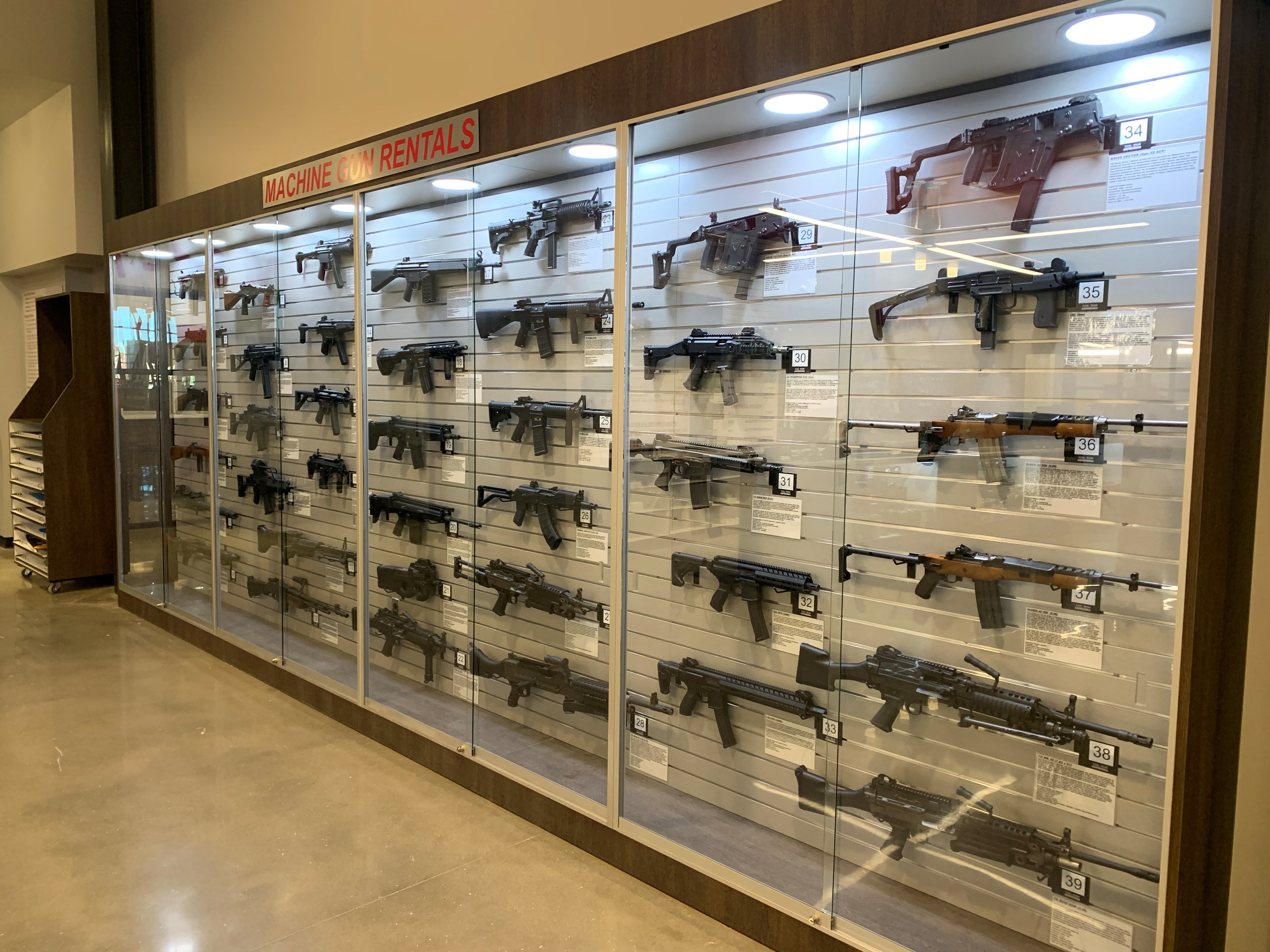 Texas Gun Gun Rental