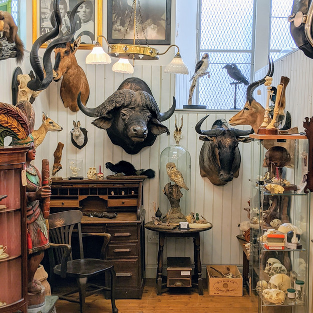 Cullen Antiques Centre