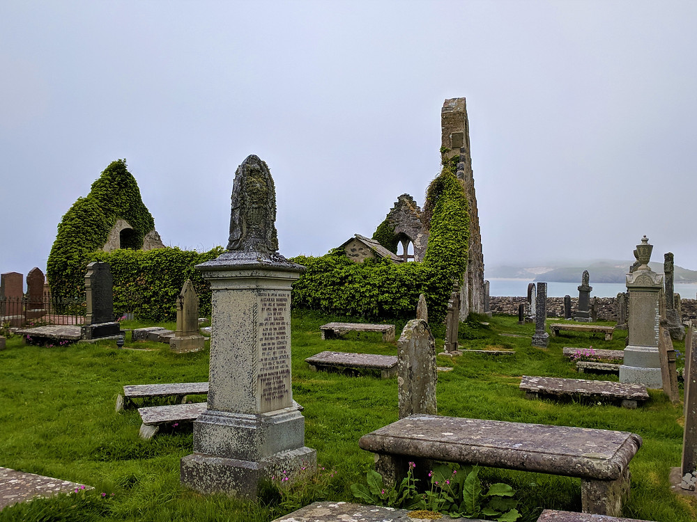 Balnakeil Church, Durness.