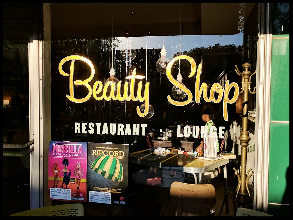 The Beauty Shop, Cooper-Young District, Memphis
