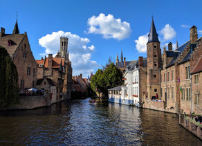 How to See Bruges on a Budget.