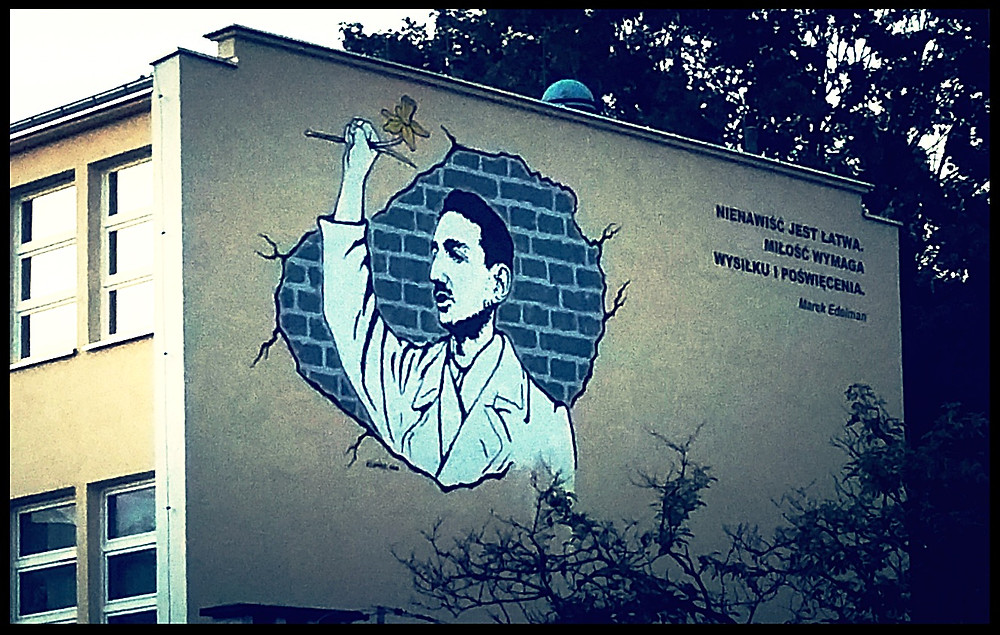 Polish Street Art - Political Expression