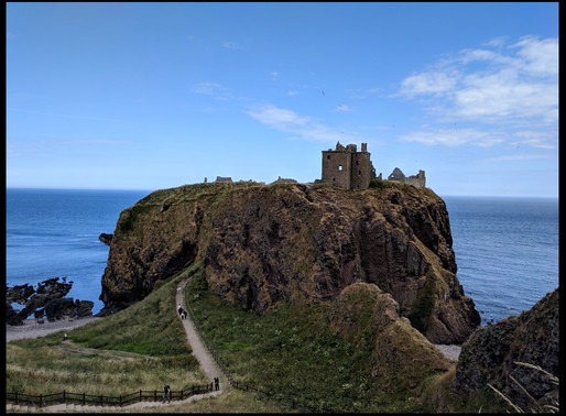 10 Things To Do And See In Stonehaven, Scotland.