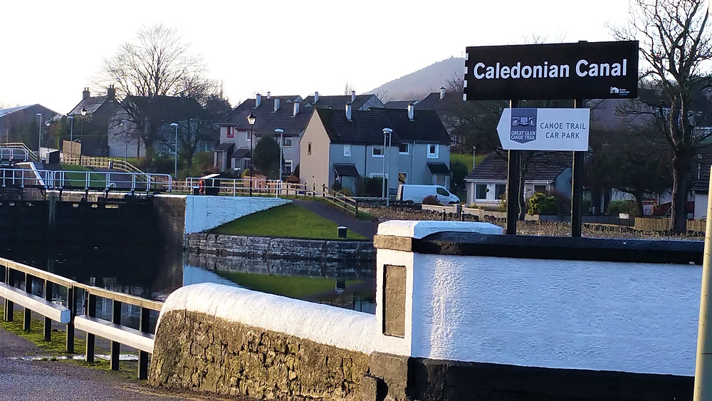 Caledonian Canal & Marina, Inverness
