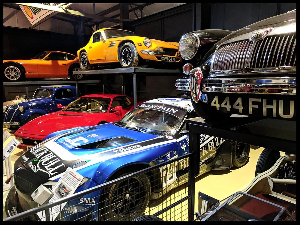 The Grampian Transport Museum, Alford, Scotland