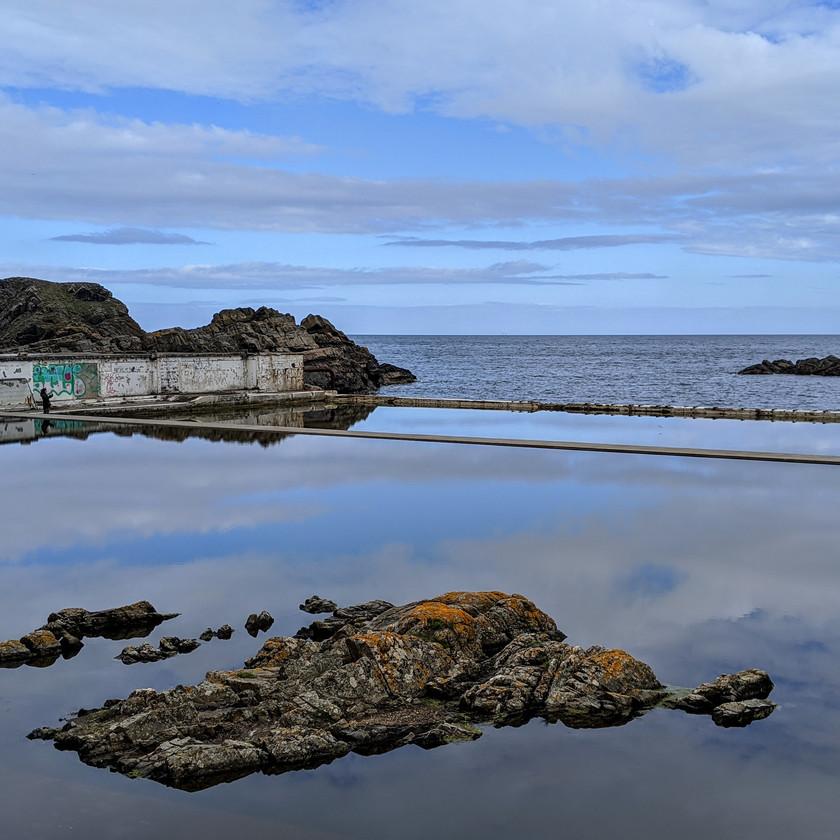 Tarlair Swimming Pool, Macduff