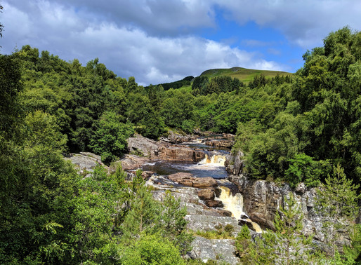 Adventures AlongtheNC500 and Beyond – Garve to Inverness
