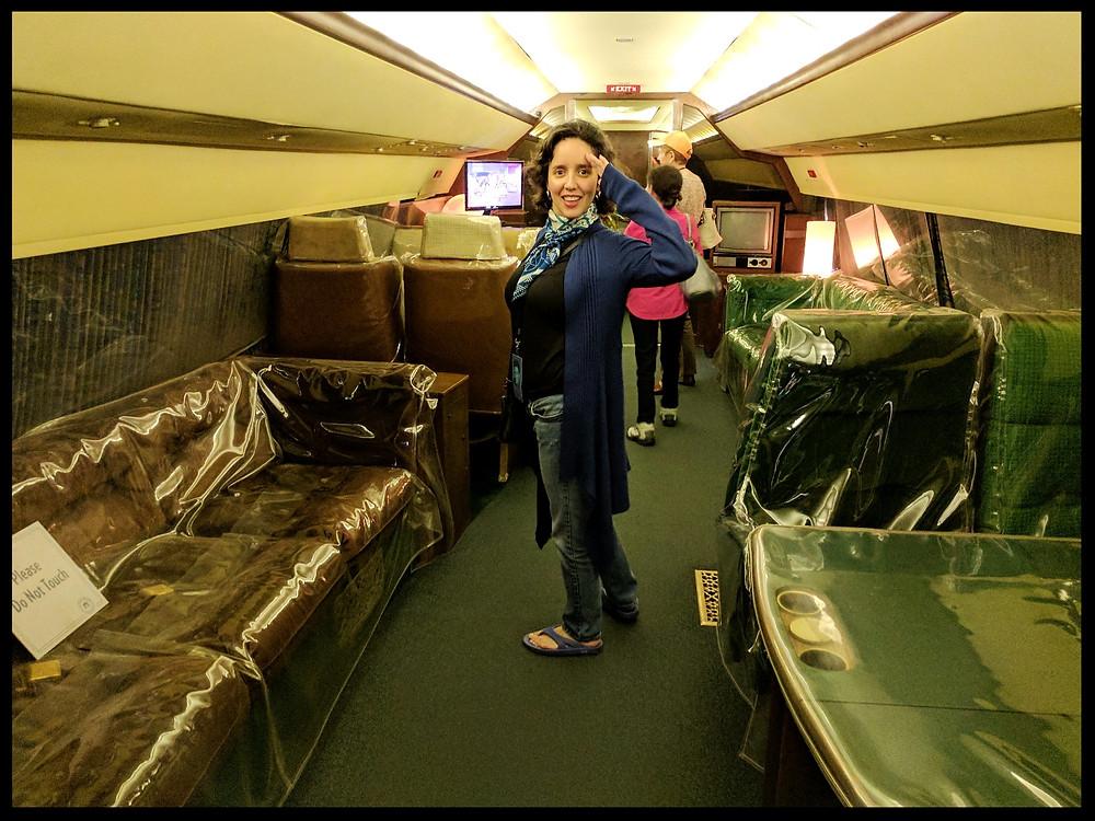 Elvis' Jets Exhibit