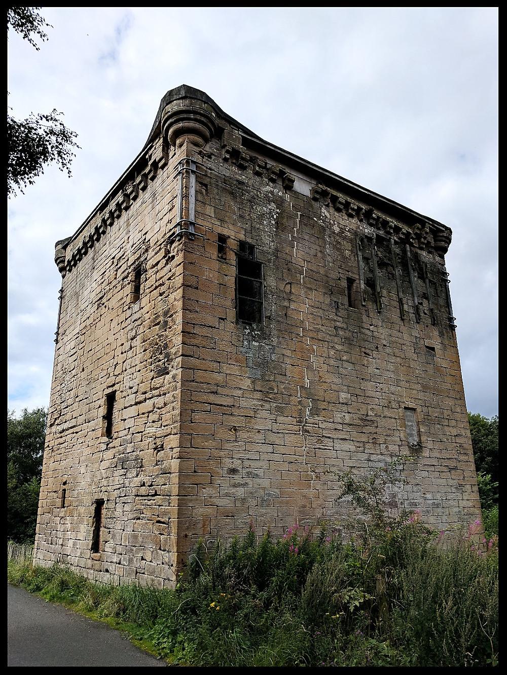 Sauchie Tower, Clackmannanshire, Scotland