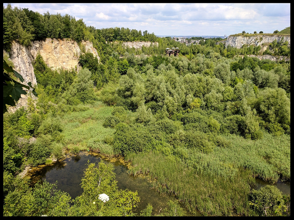 Liban Quarry, Krakow, Poland.