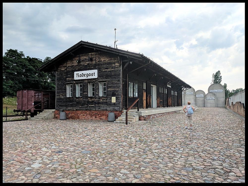 Radegast Station, Łódź, Poland.