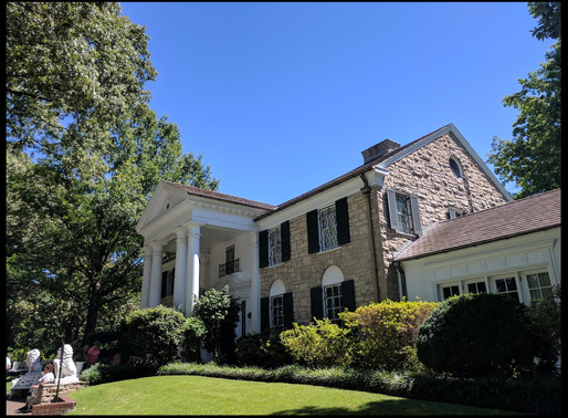 The Elvis Entourage VIP Tour: A Guide to Graceland, the Home of Elvis Presley