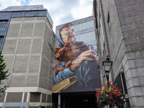 Discover Your Backyard - Aberdeen's Striking Street Art