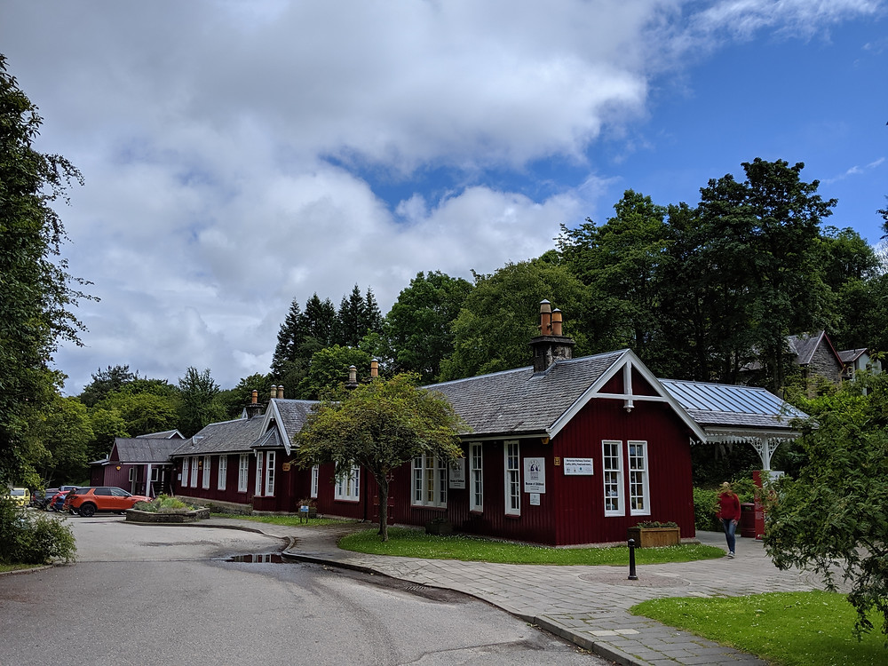 The Highland Museum of Childhood, Strathpeffer, Scotland