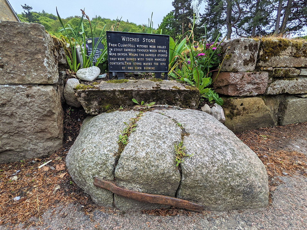 Witches Stone, Forres