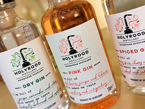 A Night Out 'In' With The Holyrood Distillery