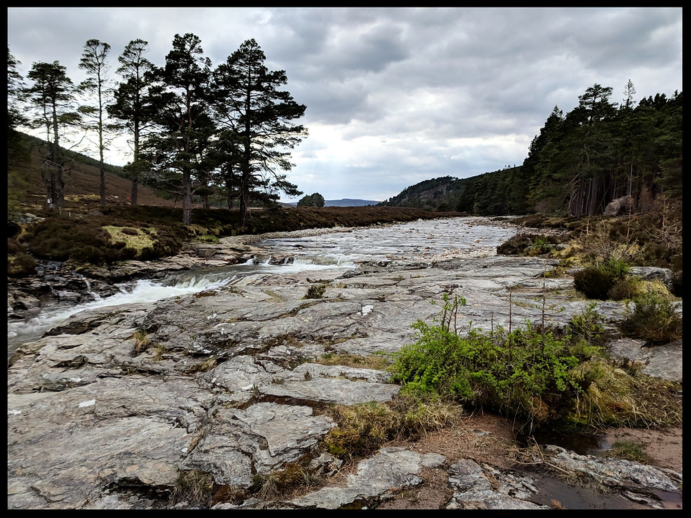 The Linn O' Dee, Scotland