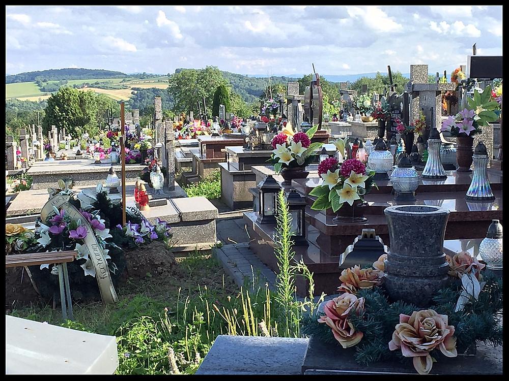 The Main Municipal Cemetery, Przemyśl, Poland