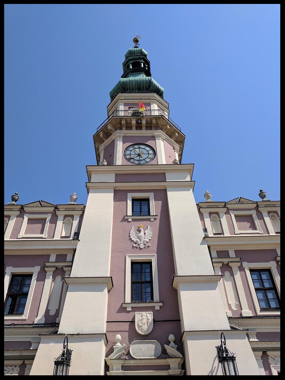Zamość Town Hall