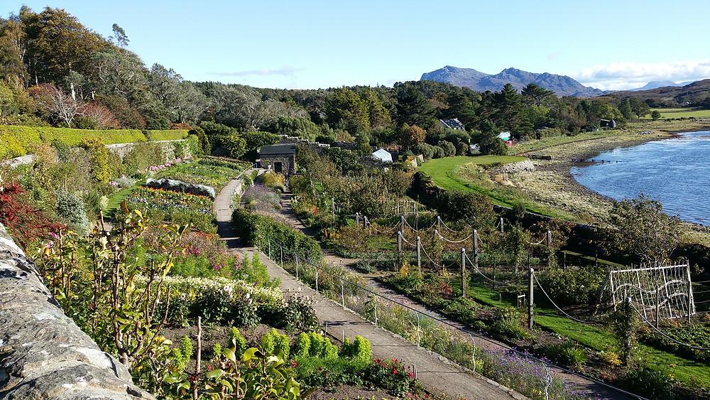 Inverewe Gardens and Estate, Scotland