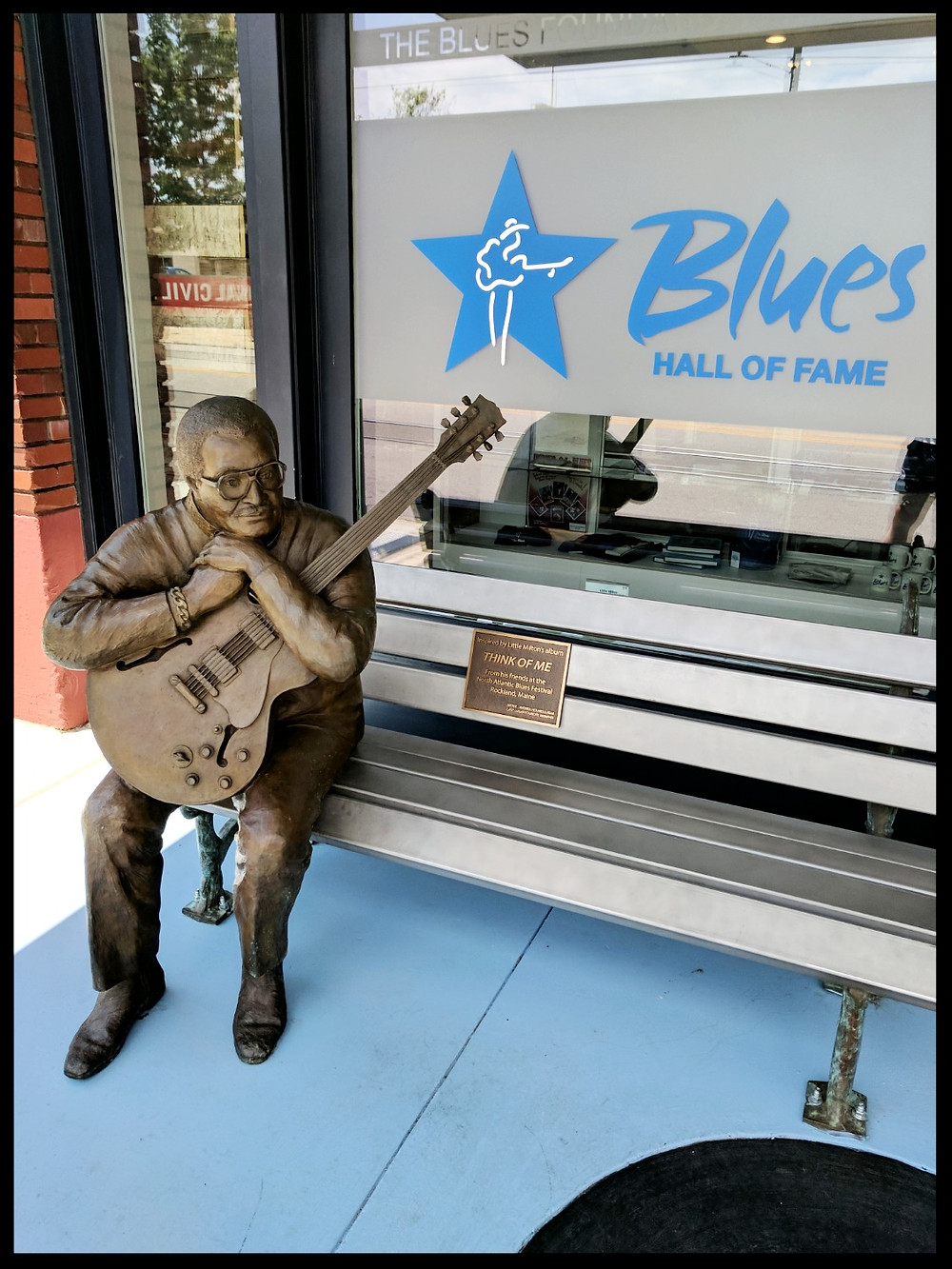 The Blues Hall of Fame, Memphis