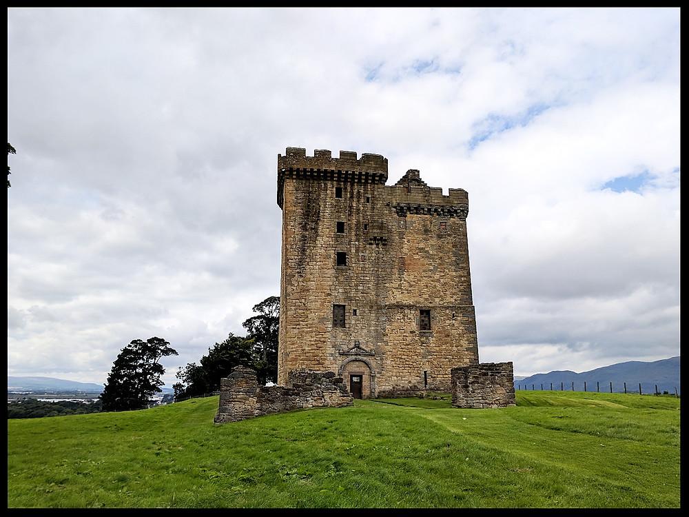 Clackmannan Tower, Scotland