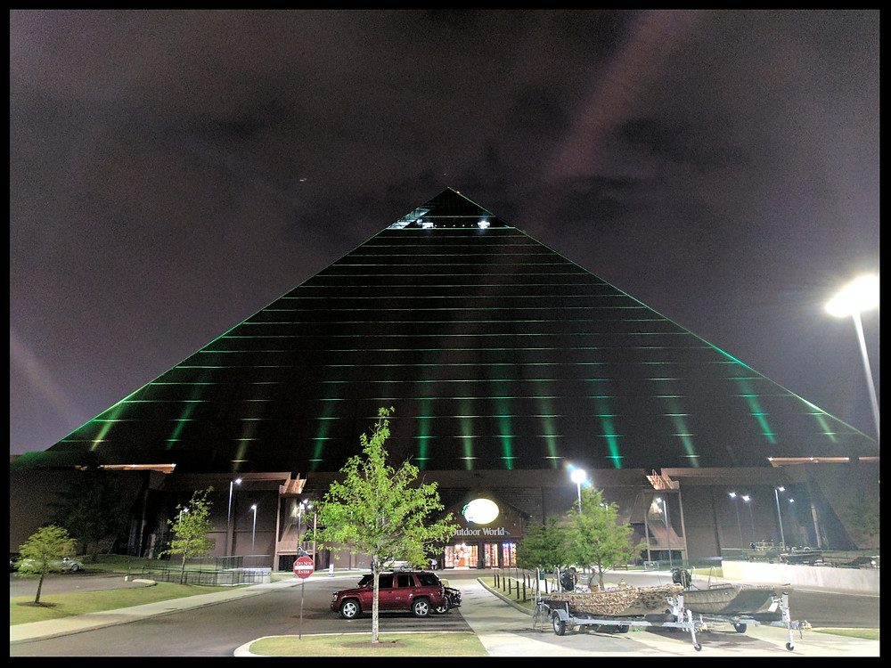 The Pyramid, Memphis, Tennessee