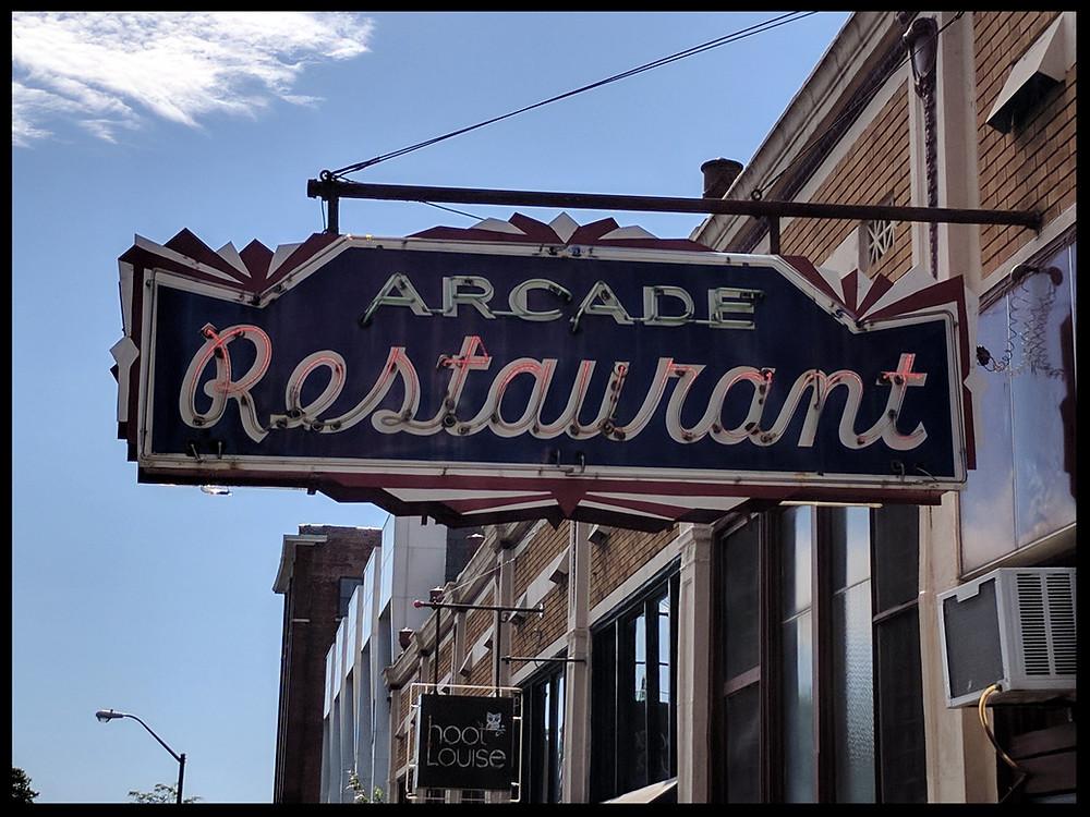 Arcade Restaurant