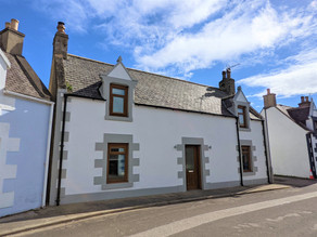 Discover Your Backyard - Couthy Harbour House, Moray
