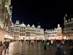 How to see Central Brussels in one day