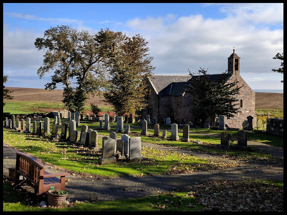 Kinneff Old Church