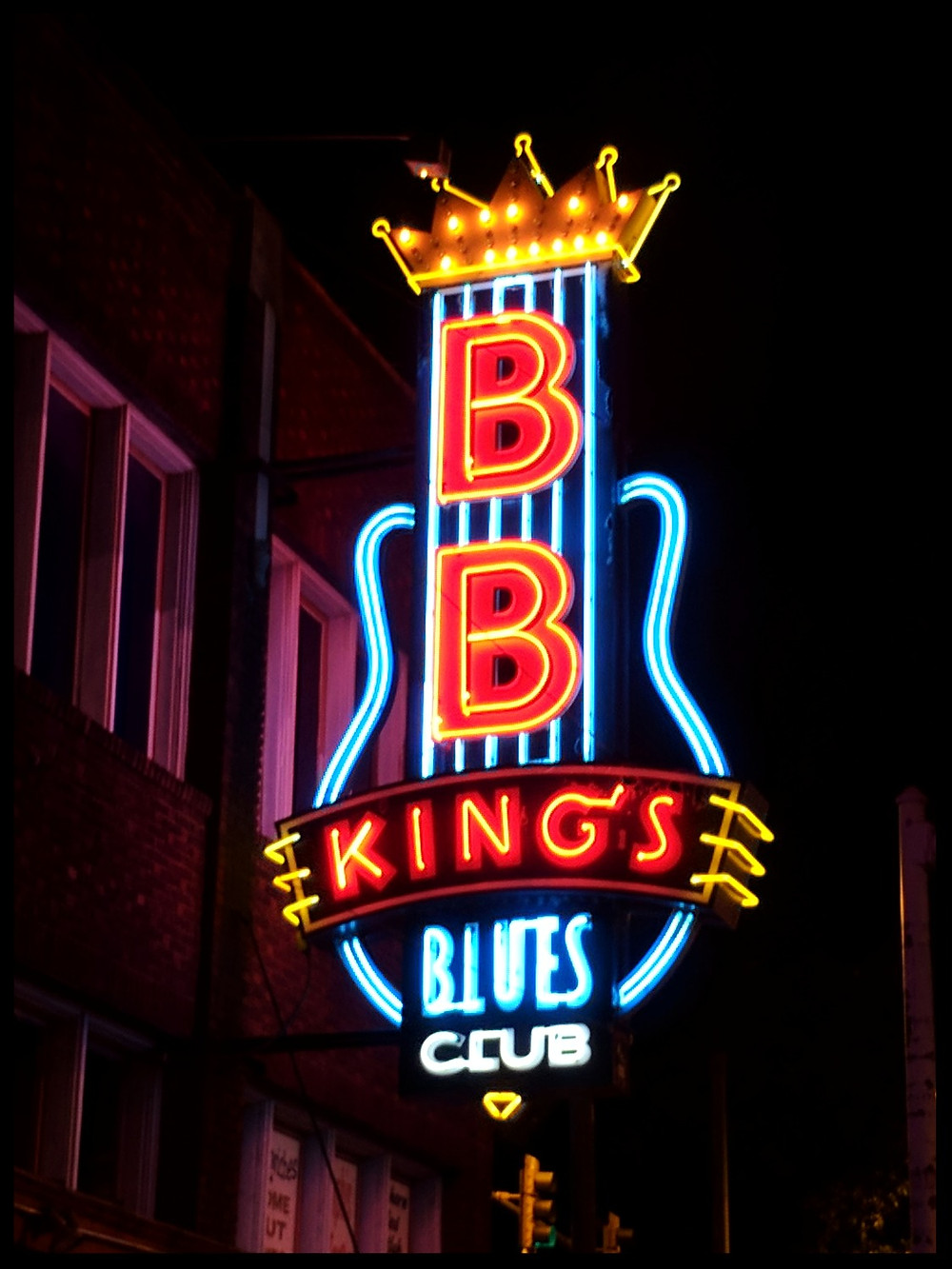 B. B. King's Blues Club, Beale Street, Memphis
