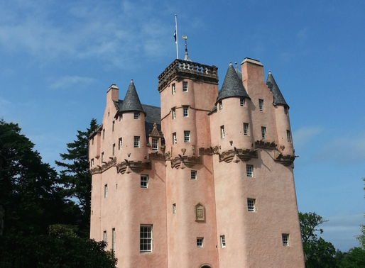 Explore Royal Deeside - Craigievar and Tarland
