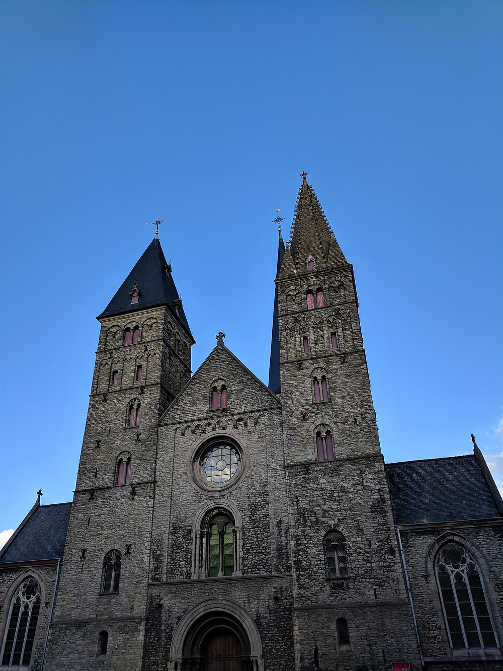 St. James' Church, Ghent.