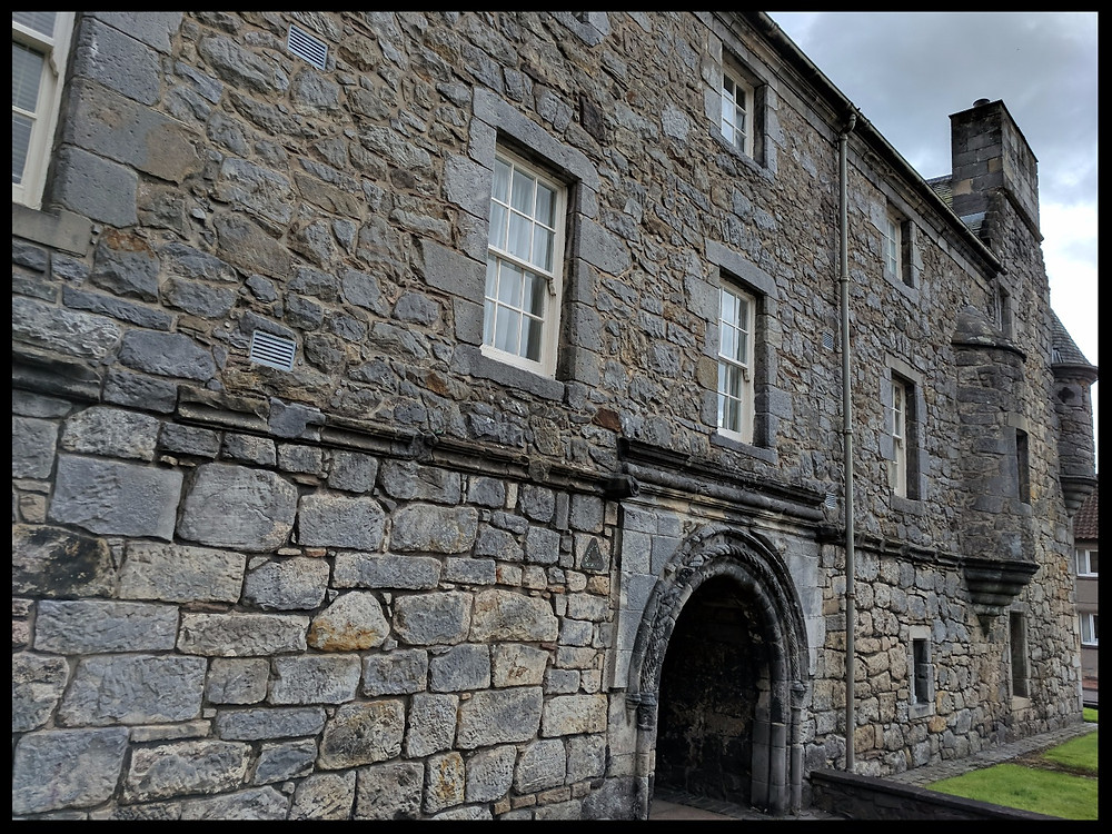Menstrie Castle, Scotland