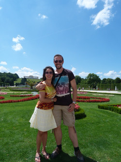 Gloriette, Schonbrun Palace
