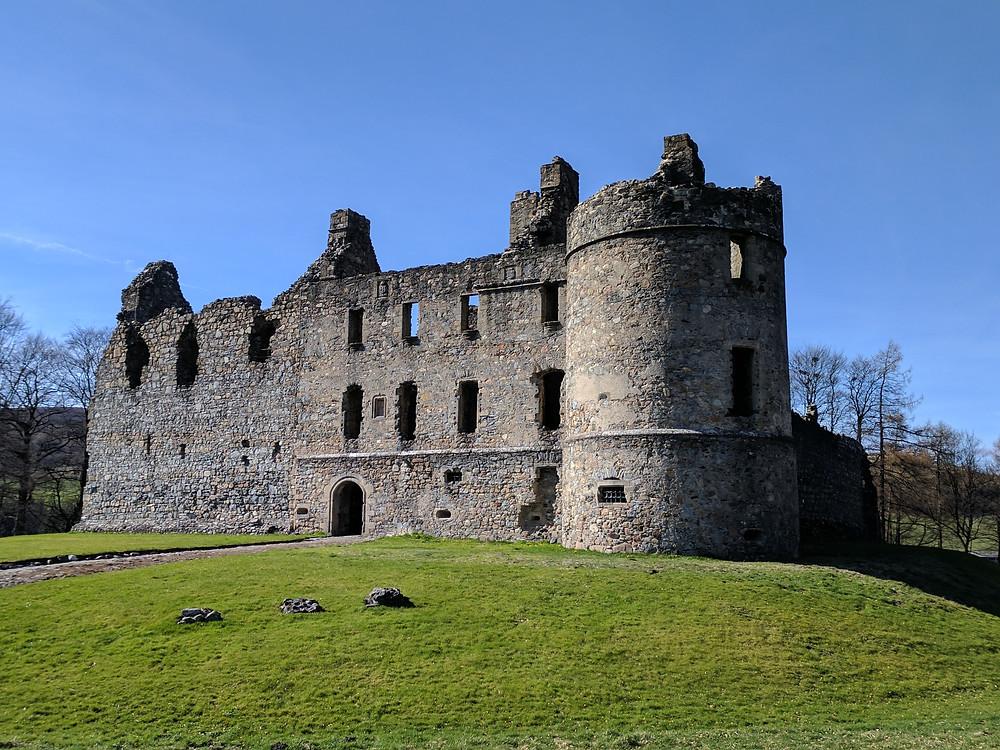 Balvenie Castle, Dufftown