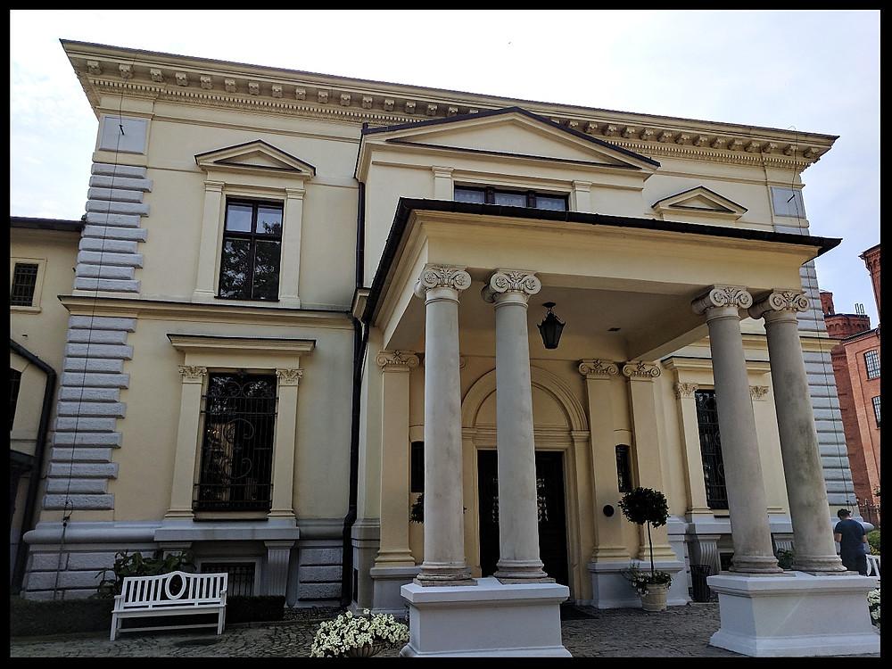 Herbst Palace Museum,  Łódź, Poland.