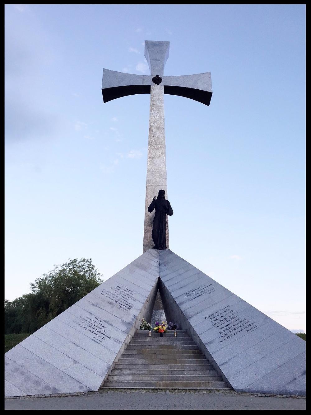 Krzyż Zawierzenia (Cross of Trust), Przemyśl, Poland