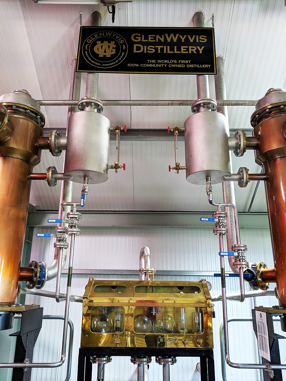 GlenWyvis Distillery, Dingwall