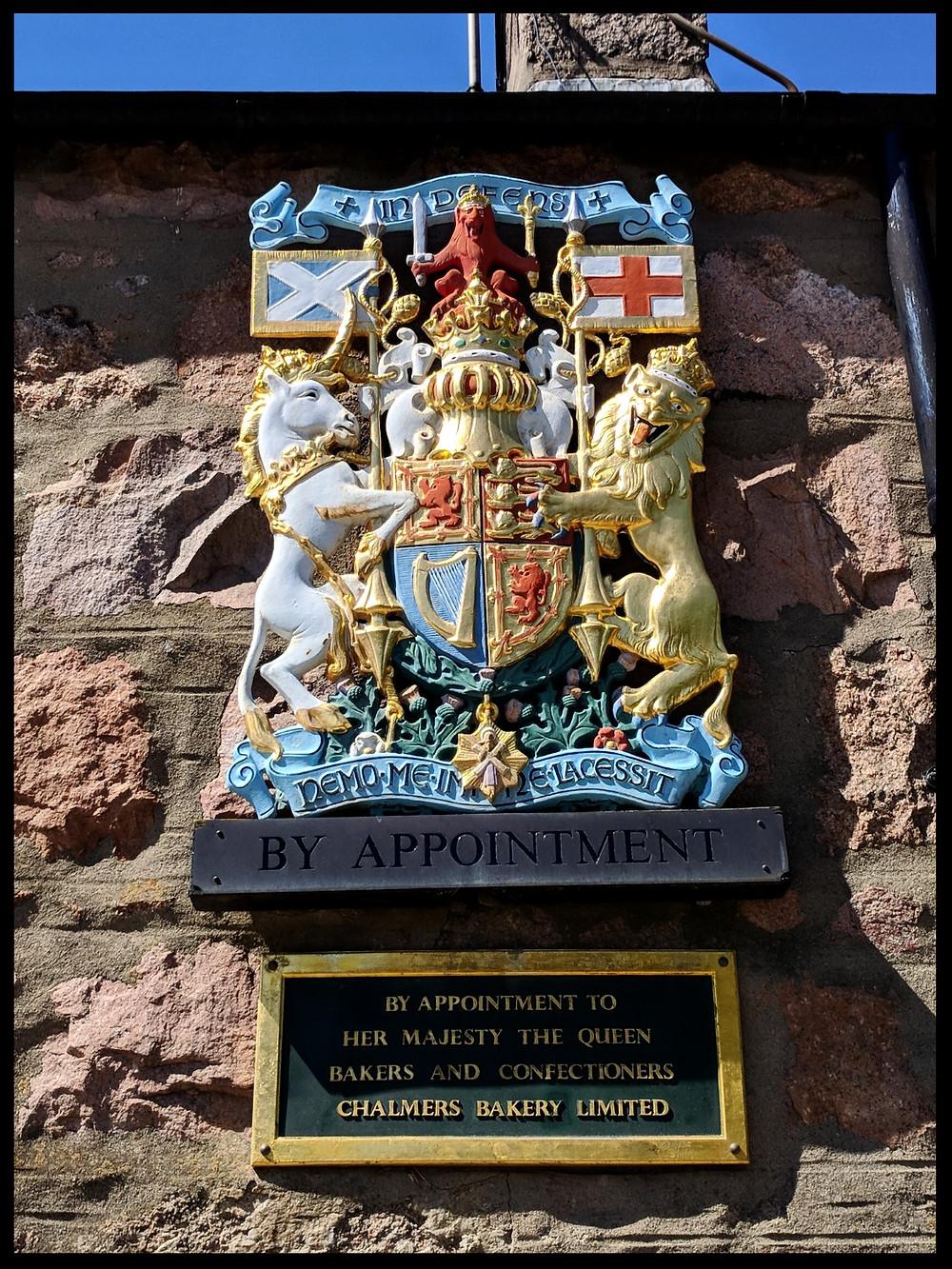 Ballater, Royal Deeside, Scotland.
