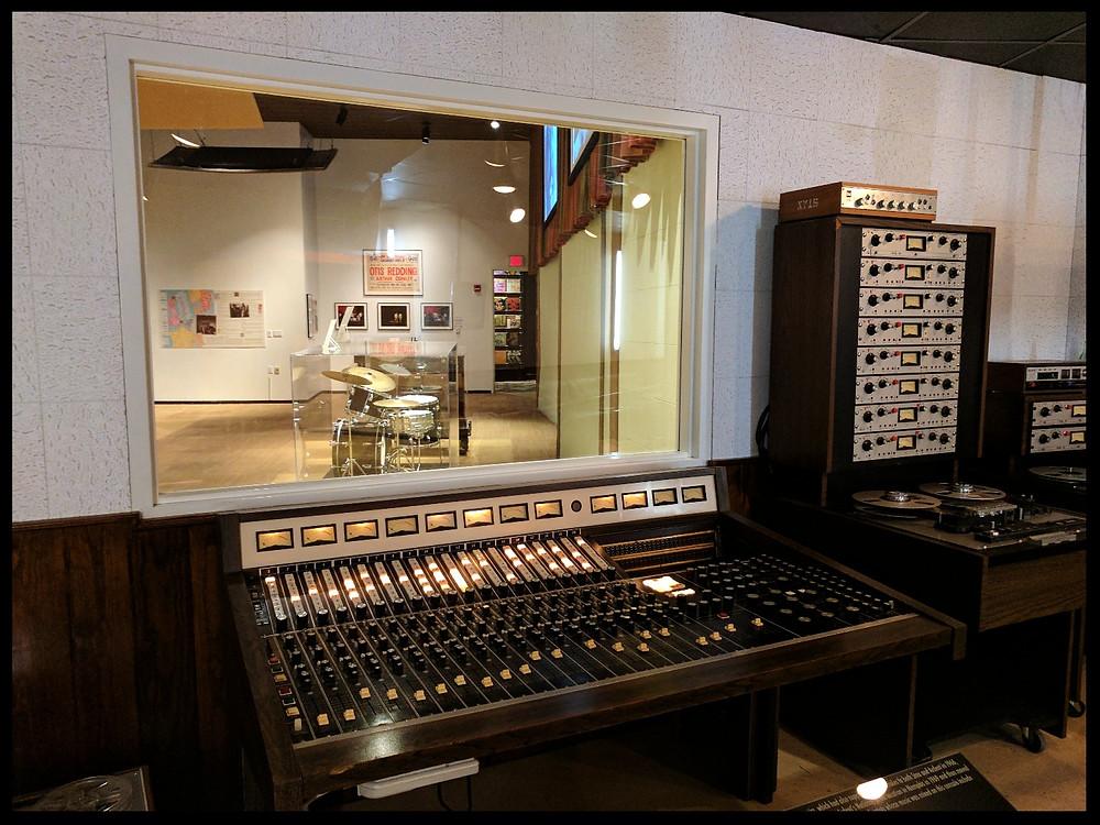 Stax Recording Studio